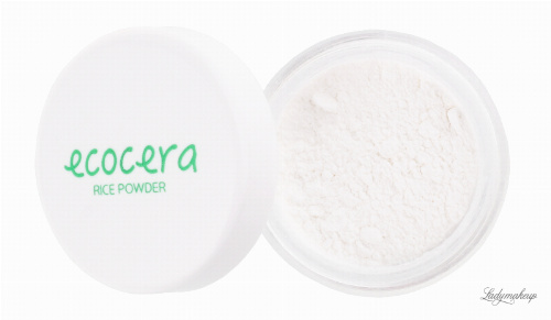 Ecocera - RICE POWDER FIXER - Tester 2.5 g