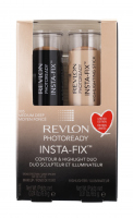 REVLON - PHOTOREADY INSTA-FIX - Contour & Highlight Duo - 005 - MEDIUM DEEP - 005 - MEDIUM DEEP