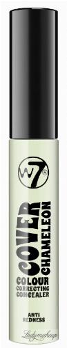 W7 - COVER CHAMELEON - Colour Correcting Concealer - Korektor korygujący