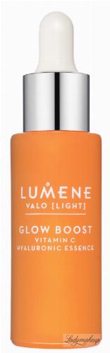 Lumene - VALO - GLOW BOOST VITAMIN C HYALURONIC ESSENCE - Esencja hialuronowa z witaminą C