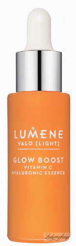 Lumene - VALO - GLOW BOOST VITAMIN C HYALURONIC ESSENCE