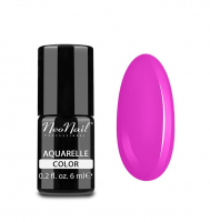 NeoNail - Aquarelle Color - Hybrid Varnish - 6 ml - 5506-1 - Fuchsia Aquarelle - 5506-1 - Fuchsia Aquarelle
