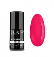 NeoNail - Aquarelle Color - Hybrid Varnish - 6 ml - 5507-1 - Raspberry Aquarelle - 5507-1 - Raspberry Aquarelle