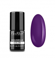NeoNail - Aquarelle Color - Lakier Hybrydowy - 6 ml i 7,2 ml - 5509-1 - Purple Aquarelle - 5509-1 - Purple Aquarelle