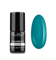 NeoNail - Aquarelle Color - Hybrid Varnish - 6 ml - 5513-1 - Emerald Aquarelle - 5513-1 - Emerald Aquarelle