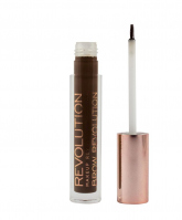 MAKEUP REVOLUTION - BROW REVOLUTION - Żel do brwi - DARK BRUNETTE - DARK BRUNETTE