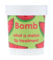 Bomb Cosmetics - Lip Treatment - What a Melon! - Intensywna kuracja do ust ARBUZOWA