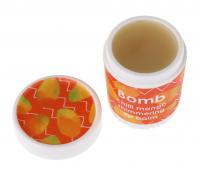 Bomb Cosmetics - Lip Balm - Lipalicious Shimmering - Chilli Mango - Balsam do ust CHILLI MANGO