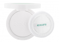 Ecocera - RICE MATTE POWDER - Prasowany puder ryżowy
