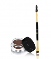 MILANI - Stay Put Brow Color + double-sided brush - 05 DARK BROWN - 05 DARK BROWN