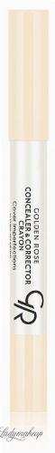 Golden Rose - CONCEALER & CORRECTOR CRAYON - Korektor w kredce
