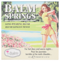 The Balm - BALM SPRINGS - Long-wearing blush