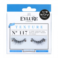 EYLURE - TEXTURE - NO. 117 - Eyelashes + Glue - Filling effect