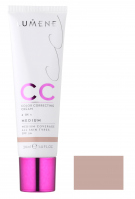 LUMENE - CC Color Correcting Cream - CC Cream - MEDIUM - MEDIUM