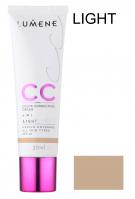 LUMENE - CC Color Correcting Cream - CC Cream - LIGHT - LIGHT