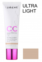 LUMENE - CC Color Correcting Cream - CC Cream - ULTRA LIGHT - ULTRA LIGHT