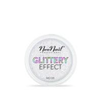 NeoNail - GLITTERY EFFECT - Gruby pyłek do stylizacji paznokci - Efekt brokatu - 03 - 03