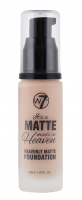W7 - It's a Matte made in Heaven - HEAVENLY MATTE FOUNDATION