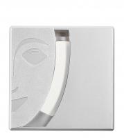 Kryolan - Cake Eye Liner - Eyeliner w kamieniu - ART. 5321 - WHITE - WHITE