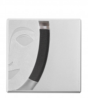 Kryolan - Cake Eye Liner - Eyeliner w kamieniu - ART. 5321 - BLACK - BLACK