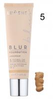 LUMENE - Longwear BLUR Foundation - Podkład wygładzający - 5 - NATURAL TAN - 5 - NATURAL TAN