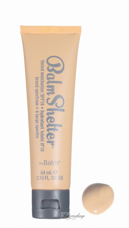 ... Balm Shelter tinted moisturizer - Coloring cream. LIGHTER THAN LIGHT. LIGHTER THAN LIGHT