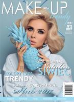 Magazyn Make-Up Trendy - KOLORY LATA TRENDY No2/2017 - Wersja niebieska