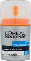 L'Oréal MEN EXPERT - STOP ZMARSZCZKOM - Krem nawilżający - Pierwsze zmarszczki