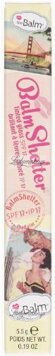 The Balm - Balm Shelter - Tinted Gloss SPF 17 - Koloryzujący błyszczyk do ust