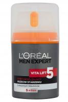 L'Oréal MEN EXPERT - VITA LIFT 5 - DAILY MOISTURIZER COMPLETE ANTI-AGEING - Krem nawilżający przeciw starzeniu