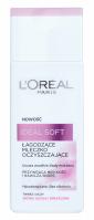 L'Oréal - IDEAL SOFT - Rich Cleansing Milk - Mleczko oczyszczające do skóry suchej i wrażliwej