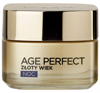 L'Oréal - AGE PERFECT - Golden Age - Night cream for mature skin