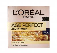 L'Oréal - AGE PERFECT - Złoty Wiek - Bogaty krem wzmacniający do skóry dojrzałej na noc