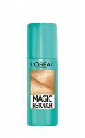 L'Oréal - MAGIC RETOUCH - Spray do błyskawicznego retuszu odrostów - JASNY ZŁOCISTY BLOND - JASNY ZŁOCISTY BLOND