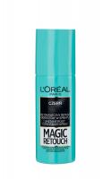 L'Oréal - MAGIC RETOUCH - Spray do błyskawicznego retuszu odrostów - CZERŃ - CZERŃ