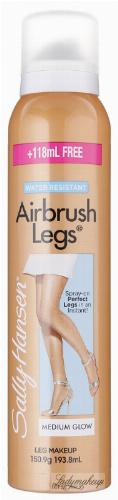 Sally Hansen - Airbrush Legs - Rajstopy w sprayu - 193 ml - MEDIUM GLOW