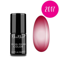 NeoNail - UV GEL POLISH COLOR - THERMO COLOR - Lakier hybrydowy - TERMICZNY - 6 ml i 7,2 ml - 5611-1 NEGRONI - 5611-1 NEGRONI