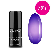 NeoNail - UV GEL POLISH COLOR - THERMO COLOR - Lakier hybrydowy - TERMICZNY - 6 ml i 7,2 ml - 5613-1 - GRAPE GROOVE - 5613-1 - GRAPE GROOVE
