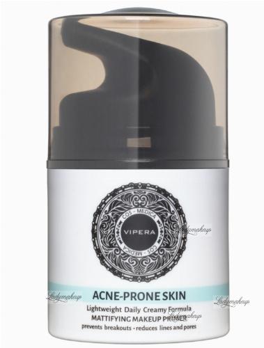VIPERA COS-MEDICA - ACNE-PRONE SKIN - MATTIFYING MAKEUP PRIMER - Matująca baza pod makijaż