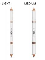 Lily Lolo - Brow Duo Pencil - Naturalna kredka do brwi