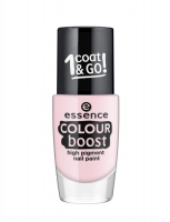 Essence - COLOUR BOOST - High Pigment Nail Paint - Lakier do paznokci o wysokiej pigmentacji - 01 - INSTANT FRIENDSHIP - 01 - INSTANT FRIENDSHIP