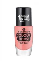 Essence - COLOUR BOOST - High Pigment Nail Paint - Lakier do paznokci o wysokiej pigmentacji - 02 - INSTANT FUN - 02 - INSTANT FUN