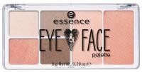 Essence - EYE & FACE PALETTE - Paleta do makijażu - 02