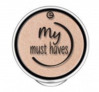 Essence - MY MUST HAVES EYESHADOW - Cień do powiek - 01  - 01