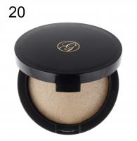 Glazel - Baked Powder - Puder wypiekany do twarzy i ciała - 20 - 20
