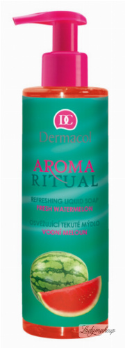 Dermacol - AROMA RITUAL - LIQUID SOAP - FRESH WATERMELON
