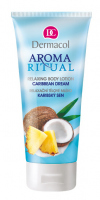 Dermacol - AROMA RITUAL - RELAXING BODY LOTION -PINEAPLE&COCONUT CARIBBEAN DREAM