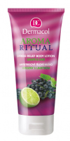 Dermacol - AROMA RITUAL - STRESS RELIEF BODY LOTION - GRAPE & LIME - Balsam do ciała o zapachu winogron i limonki
