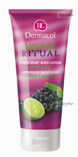 Dermacol - AROMA RITUAL - STRESS RELIEF BODY LOTION