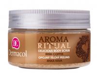 Dermacol - AROMA RITUAL - DELICIOUS BODY SCRUB - IRISH COFFEE - Scrub do ciała o zapachu irlandzkiej kawy